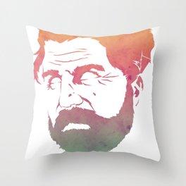 VAPID NO. 22 Throw Pillow