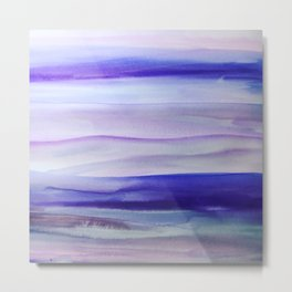Purple Mountains' Majesty Metal Print