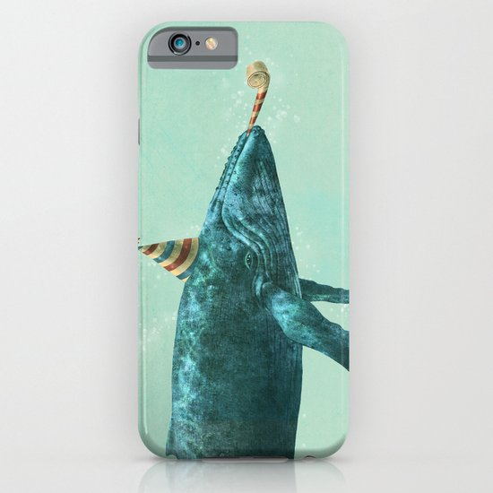 Party Whale - colour option  iPhone & iPod Case