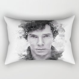 Sherlock Rectangular Pillow