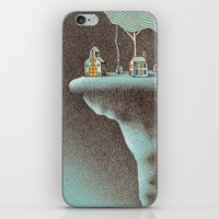 community iPhone & iPod Skins featuring The Secluded Community by N / A