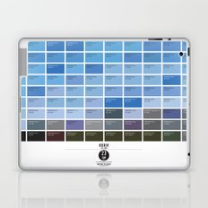 PANTONE glossary - Iceland - Búðir Laptop & iPad Skin