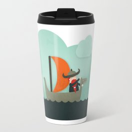 Off on an adventure Travel Mug