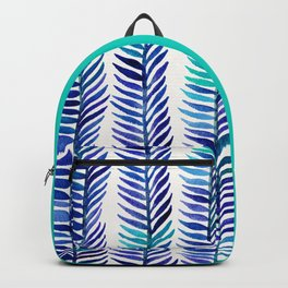 Indigo Seaweed Backpack
