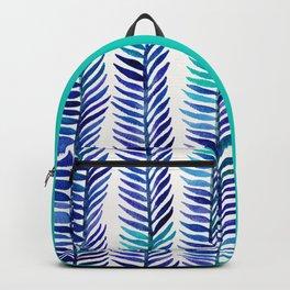Indigo Seaweed Backpack