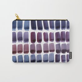 Brushstroke Colour Mixing 1 Carry-All Pouch