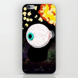 Eyebulb iPhone Skin