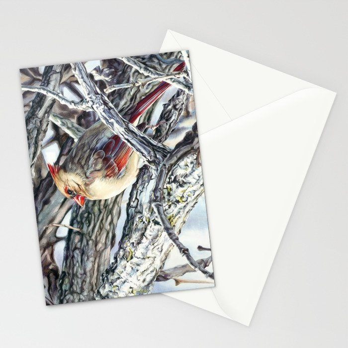 Tougher Than the Rest Stationery Cards