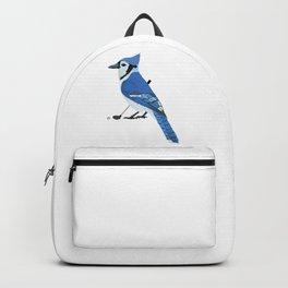 Golf Blue Jay Backpack