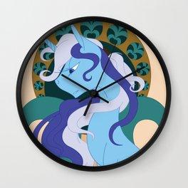 Neuvo Colgate Wall Clock