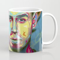 african Mugs featuring African by LeRoy