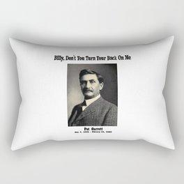 Pat Garret Rectangular Pillow