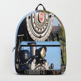 Steam Locomotive Backpack