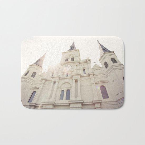 St Louis Cathedral Bath Mat