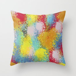 Abstract 30 Throw Pillow