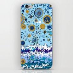 Sun & Sea iPhone & iPod Skin