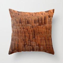 Hoodoo Country Throw Pillow