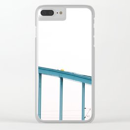 Hendrix Bridge Clear iPhone Case