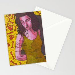 Polly Jean and Ghosts Stationery Cards
