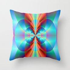 Circle Point Throw Pillow
