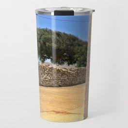 Ceramics Lab View Travel Mug