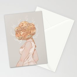 braids Stationery Cards