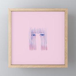 Sad Again Framed Mini Art Print