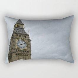 Elizabeth Tower (Big Ben Clock Tower) Rectangular Pillow