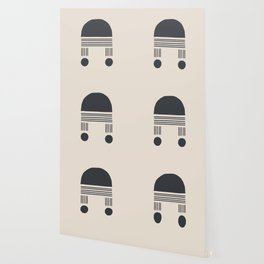 Block Print Wallpaper
