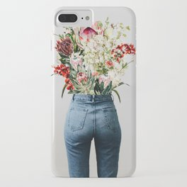 Bottomless Bouquet iPhone Case