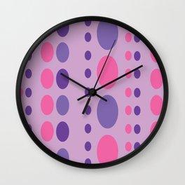 Dotty Daydream Wall Clock