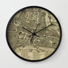 Augsburg Wall Clock