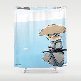 Hanzo (Winter Season) Shower Curtain