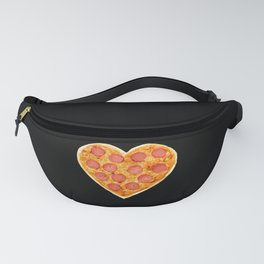 Pizza Heart Fanny Pack