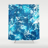 arctic monkeys Shower Curtains featuring Arctic by Ignesco (Brittany Otero)