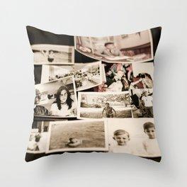PHOTOS Throw Pillow