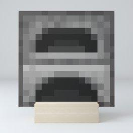 MC Furnace Mini Art Print
