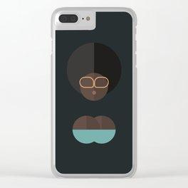 BLACK MAGIC WOMEN / Assireni Clear iPhone Case