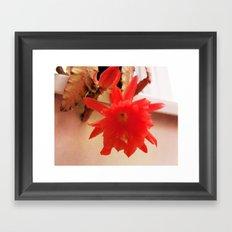 Blooming Lovely Framed Art Print