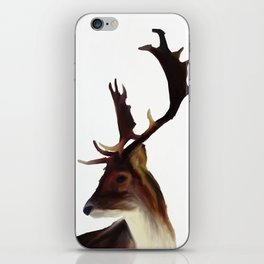 Wild deer iPhone Skin