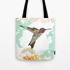 Hummingbird Ayre Serene Dream Tote Bag
