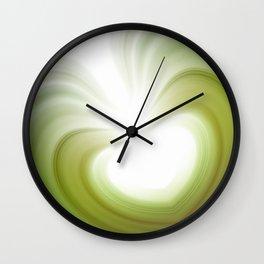 Hoffnung Wall Clock