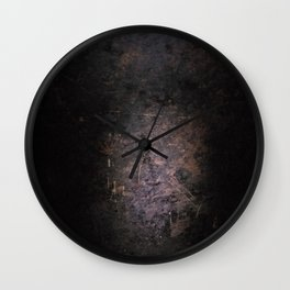 Contemporary Metal Wall Clock