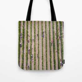 Grape Vine Tote Bag