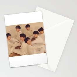 BTS / Bangtan Boys Stationery Cards