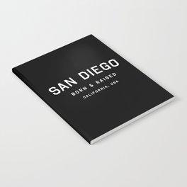 San Diego - CA, USA (Arc) Notebook