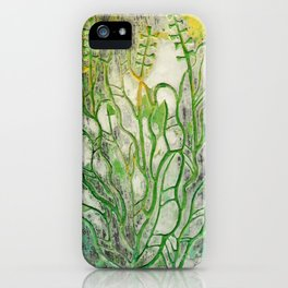 Summer Herbs iPhone Case