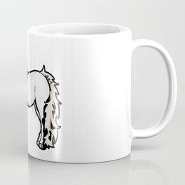 Miniature Horse Pony Mini Horse Coffee Mug