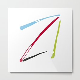 serge-pichii-abstract-00007 Metal Print