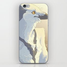 THE VAGRANT iPhone Skin